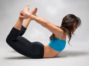 прийти к форме через йогу
